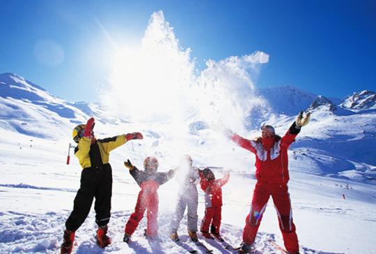 Европейские горнолыжные курорты подешевели