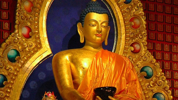 В Камбодже украдена урна с прахом Будды