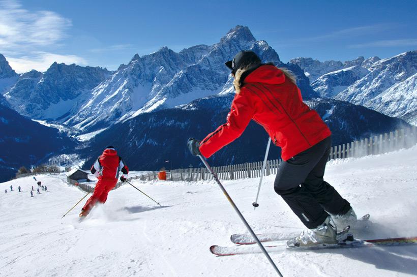 Всего 2 ски-пасса на весь Трентино