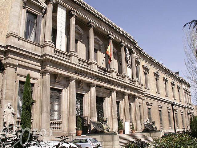 Испанский Национальный музей археологии расширился и принял первых посетителей