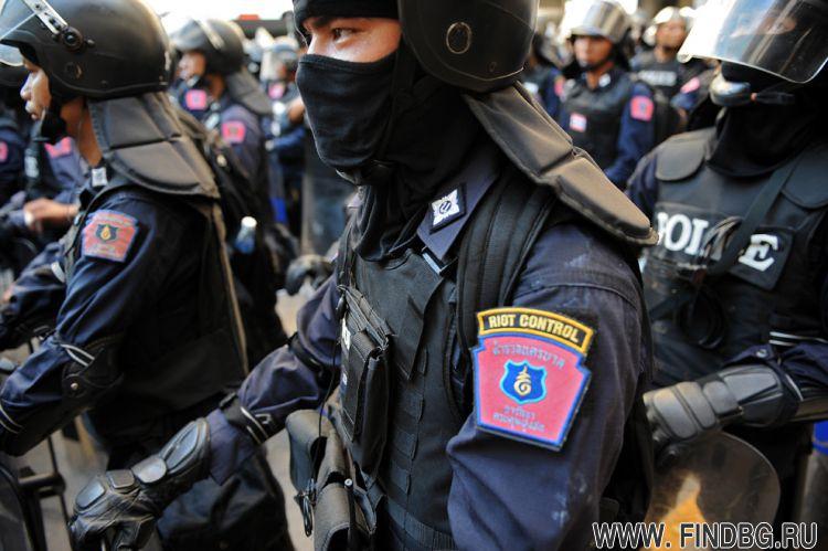 Волонтеры таиландской туристической полиции ушли в отставку