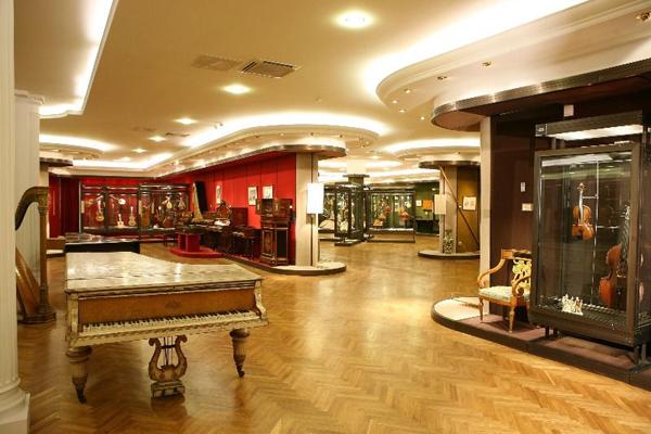 Центральный музыкальный музей приглашает на выставку посвященную гимну России