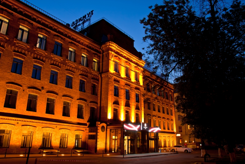 Россияне выберут лучшие московские отели