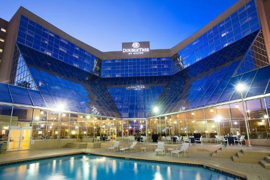 Еще один гостиничный комплекс от DoubleTree by Hilton