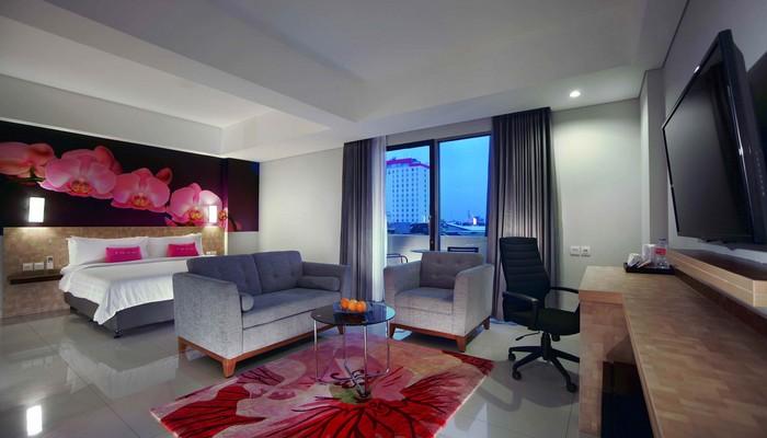 Новый отель экономкласса в Макасаре