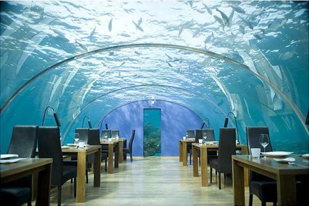 Отель под водой во Флориде