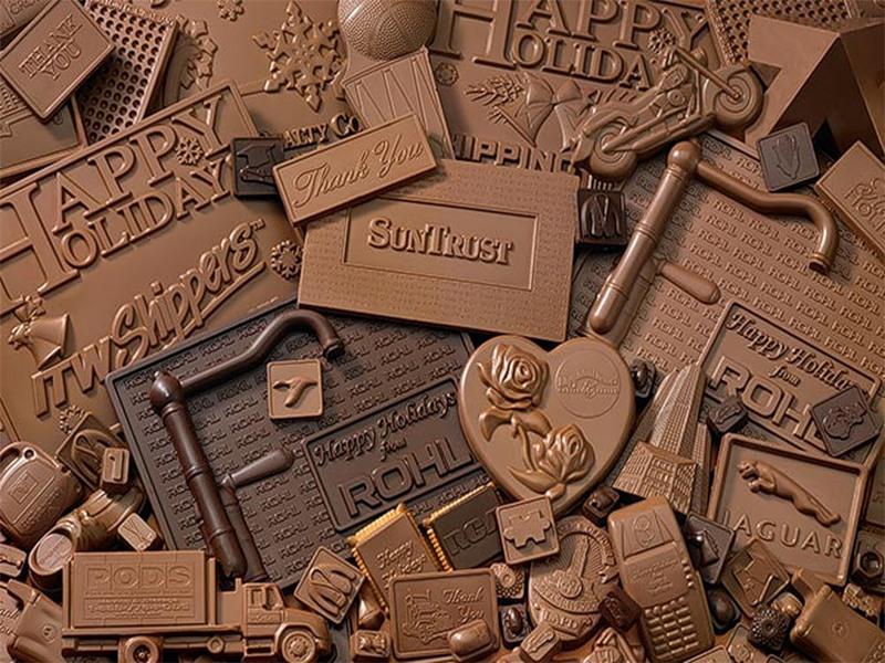Праздник шоколада в Монако