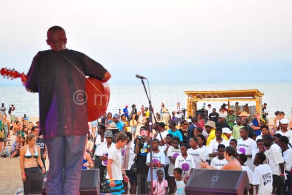 В конце лета пройдет фестиваль Sunbird Sand