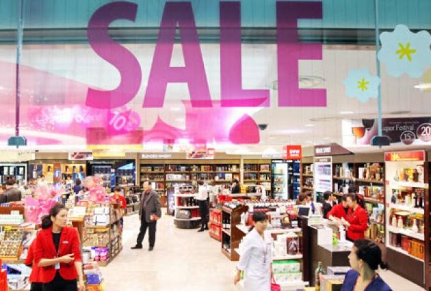 Стартовали распродажи в Сеуле