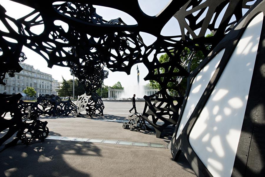 Фестиваль общественного пространства в Вене