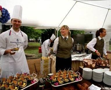 «Мясной» фестиваль в Моравии