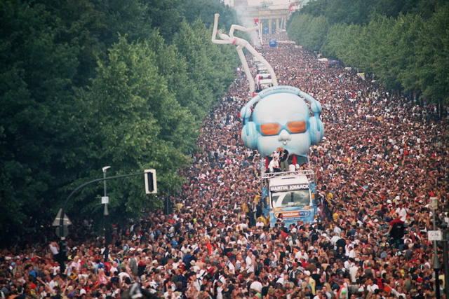 Фестиваль River Party в Греции
