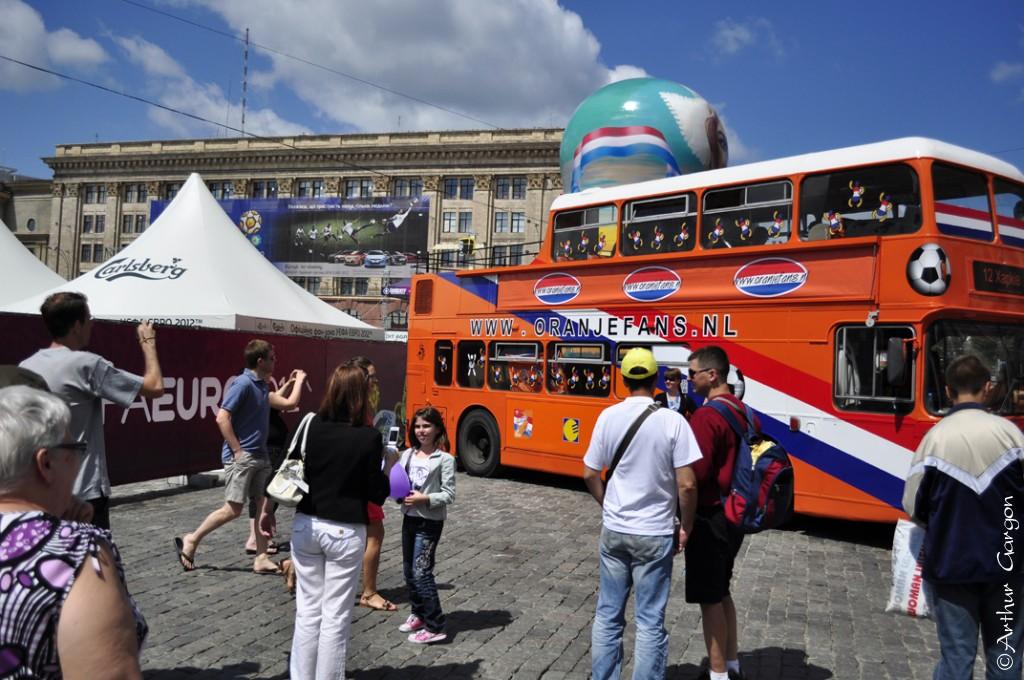 Автобусные туры в Нидерланды