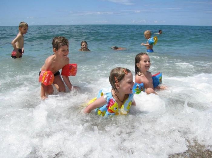 Детский отдых в Ейске